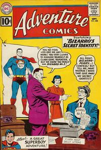 Cover Thumbnail for Adventure Comics (DC, 1938 series) #288