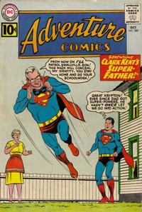 Cover Thumbnail for Adventure Comics (DC, 1938 series) #289