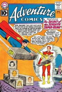 Cover Thumbnail for Adventure Comics (DC, 1938 series) #290