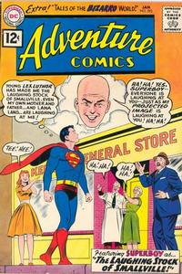 Cover Thumbnail for Adventure Comics (DC, 1938 series) #292
