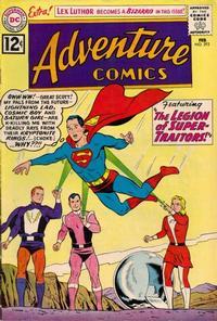 Cover Thumbnail for Adventure Comics (DC, 1938 series) #293