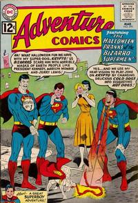 Cover Thumbnail for Adventure Comics (DC, 1938 series) #294