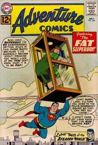 Cover Thumbnail for Adventure Comics (DC, 1938 series) #298