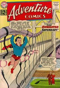 Cover Thumbnail for Adventure Comics (DC, 1938 series) #299