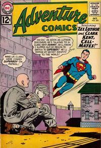 Cover Thumbnail for Adventure Comics (DC, 1938 series) #301