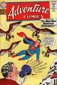 Cover Thumbnail for Adventure Comics (DC, 1938 series) #303