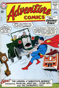 Cover Thumbnail for Adventure Comics (DC, 1938 series) #306