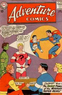 Cover Thumbnail for Adventure Comics (DC, 1938 series) #307