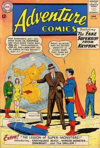 Cover Thumbnail for Adventure Comics (DC, 1938 series) #309