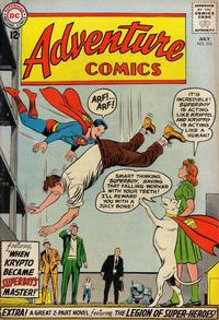 Cover Thumbnail for Adventure Comics (DC, 1938 series) #310