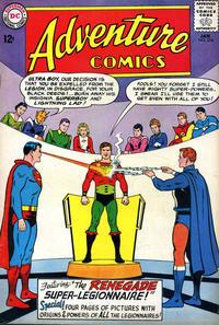 Cover Thumbnail for Adventure Comics (DC, 1938 series) #316