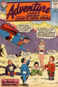Cover Thumbnail for Adventure Comics (DC, 1938 series) #317