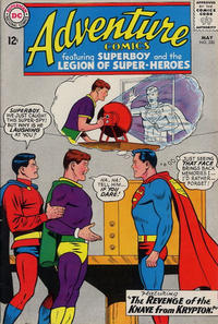 Cover Thumbnail for Adventure Comics (DC, 1938 series) #320
