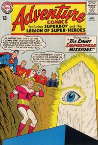 Cover Thumbnail for Adventure Comics (DC, 1938 series) #323