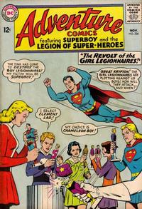 Cover Thumbnail for Adventure Comics (DC, 1938 series) #326
