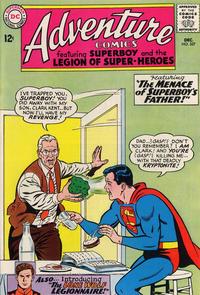 Cover Thumbnail for Adventure Comics (DC, 1938 series) #327