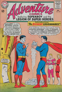 Cover for Adventure Comics (DC, 1938 series) #329