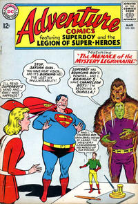 Cover Thumbnail for Adventure Comics (DC, 1938 series) #330