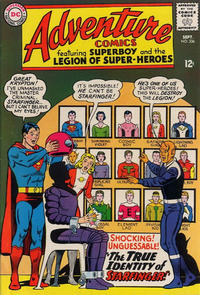 Cover Thumbnail for Adventure Comics (DC, 1938 series) #336