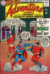 Cover Thumbnail for Adventure Comics (DC, 1938 series) #339