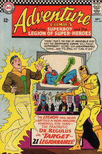 Cover Thumbnail for Adventure Comics (DC, 1938 series) #348