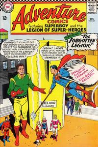 Cover Thumbnail for Adventure Comics (DC, 1938 series) #351