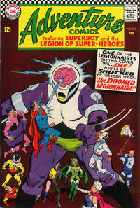 Cover Thumbnail for Adventure Comics (DC, 1938 series) #353