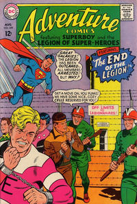 Cover Thumbnail for Adventure Comics (DC, 1938 series) #359