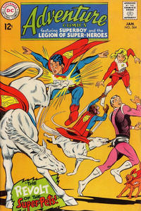 Cover Thumbnail for Adventure Comics (DC, 1938 series) #364
