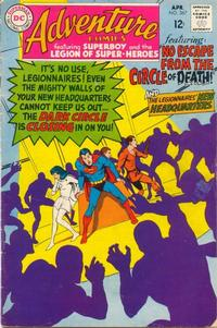Cover Thumbnail for Adventure Comics (DC, 1938 series) #367