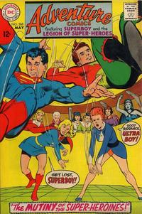 Cover Thumbnail for Adventure Comics (DC, 1938 series) #368