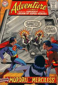 Cover Thumbnail for Adventure Comics (DC, 1938 series) #369