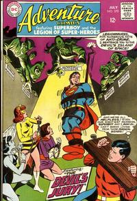 Cover Thumbnail for Adventure Comics (DC, 1938 series) #370