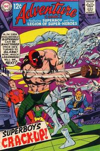 Cover Thumbnail for Adventure Comics (DC, 1938 series) #372