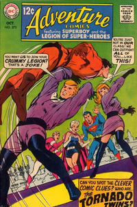 Cover Thumbnail for Adventure Comics (DC, 1938 series) #373