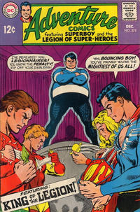 Cover Thumbnail for Adventure Comics (DC, 1938 series) #375