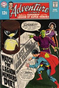 Cover Thumbnail for Adventure Comics (DC, 1938 series) #378