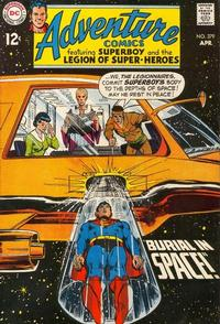 Cover Thumbnail for Adventure Comics (DC, 1938 series) #379