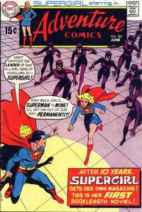Cover Thumbnail for Adventure Comics (DC, 1938 series) #381