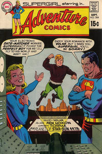 Cover Thumbnail for Adventure Comics (DC, 1938 series) #384