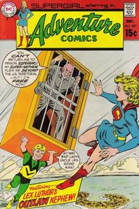 Cover Thumbnail for Adventure Comics (DC, 1938 series) #387