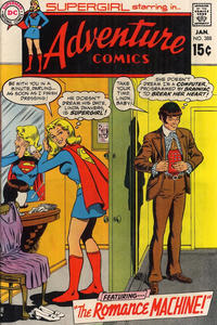 Cover Thumbnail for Adventure Comics (DC, 1938 series) #388