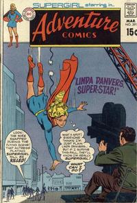 Cover Thumbnail for Adventure Comics (DC, 1938 series) #391