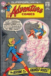 Cover Thumbnail for Adventure Comics (DC, 1938 series) #395