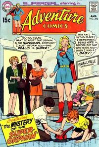 Cover Thumbnail for Adventure Comics (DC, 1938 series) #396