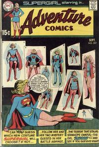 Cover Thumbnail for Adventure Comics (DC, 1938 series) #397