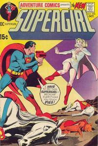Cover Thumbnail for Adventure Comics (DC, 1938 series) #398