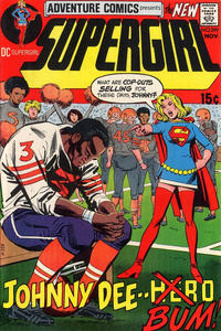 Cover Thumbnail for Adventure Comics (DC, 1938 series) #399