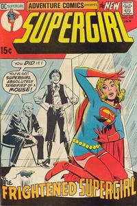 Cover Thumbnail for Adventure Comics (DC, 1938 series) #401