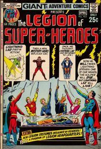 Cover Thumbnail for Adventure Comics (DC, 1938 series) #403